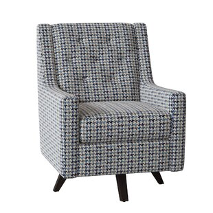 Spoffo Swivel Armchair by Brayden Studio Top Reviews