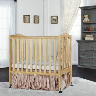 Lightweight 2-in-1 Convertible Crib