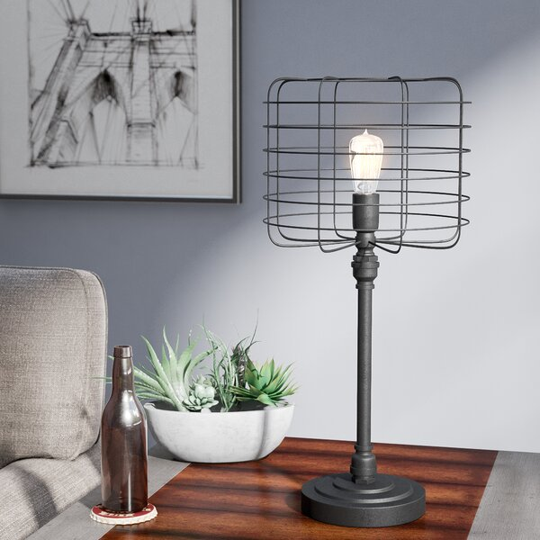Shabby Chic Vintage Table Lamp | Wayfair