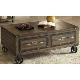 Willey Coffee Table with Storage Andrew Home Studio