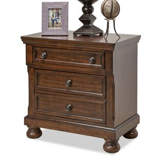 Charlton Home Estefania 2 Drawer Nightstand