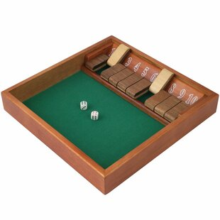 Shut the Box Game by Trademark Global