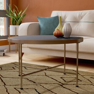Breuer Coffee Table by Wrought Studio