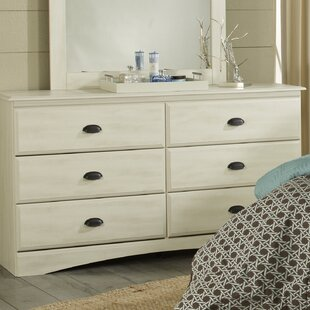 Durand 6 Drawer Double Dresser