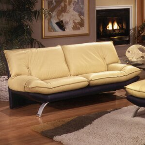 Princeton Loveseat by Omnia Leather