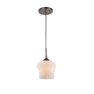 Woodbridge Lighting Belmont 1-Light Bell Pendant