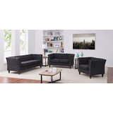 Ambre 3 Piece Living Room Set by Ebern Designs