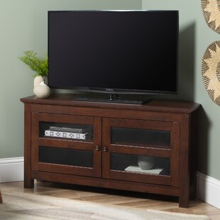 Aurelio Corner TV Stand for TVs up to 48