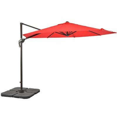 Alaia 10 Cantilever Umbrella by Symple Stuff Top Reviews