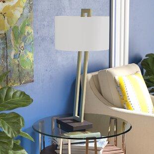 Read Reviews Cham 32 Table Lamp By Orren Ellis