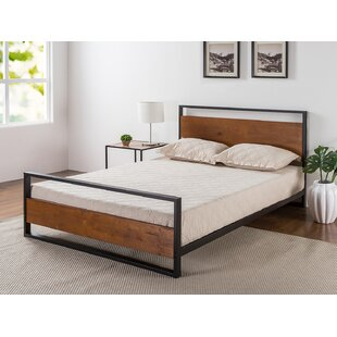 the best attitude b99e5 3de4e Wood & Metal Beds You'll Love in 2019 | Wayfair