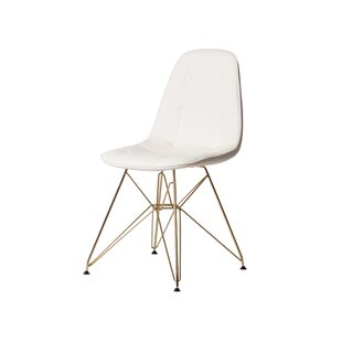 Lamptrai Upholstered Dining Chair Wrought Studio