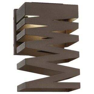Find the perfect Siemens 1-Light Outdoor Sconce By Brayden Studio