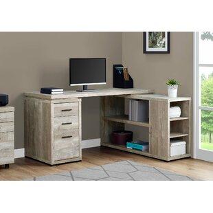 Dousman L-Shape Computer Desk by Ivy Bronx