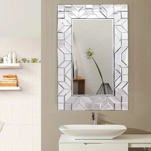 Affordable Brecht Wall Mirror ByWrought Studio