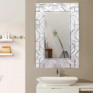 Price comparison Brecht Wall Mirror ByWrought Studio