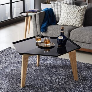 Eteuati Coffee Table with Tray Top by Ebern Designs