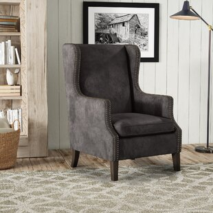 Best Reviews Echo Wingback Chair By Laurel Foundry Modern Farmhouse