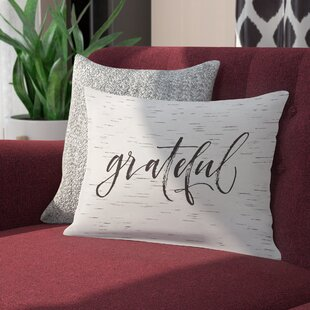 Digit Grateful Birch Lumbar Pillow