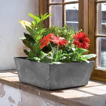 George Oliver Bethea Pot Planter Wayfair