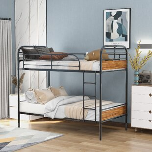 Candelario Twin over Twin Bunk Bed