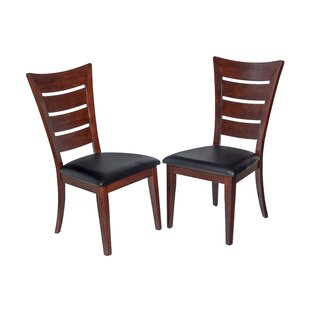 Eagle Lake Solid Wood Dining Chair (Set o..