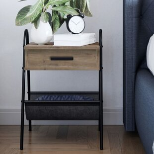 Chatfield 1 Drawer Nightstand by Union Rustic