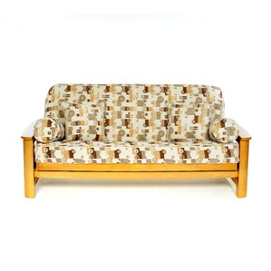 Fremont Box Cushion Futon Slipcover by Lifestyle Covers