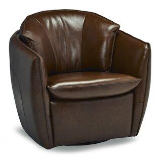 Mariela Swivel Barrel Chair