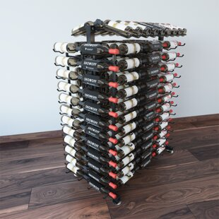 IDR Series 24 Bottle Floor Wine Rack by V..