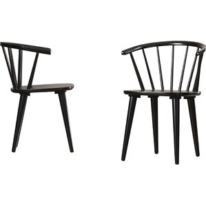 Alberta Side Chair (Set of 2) by August Grove