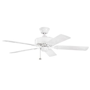 Affordable 52 Borgen 5-Blade Ceiling Fan By Alcott Hill