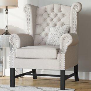 Willa Arlo Interiors Sabion Wingback Chair