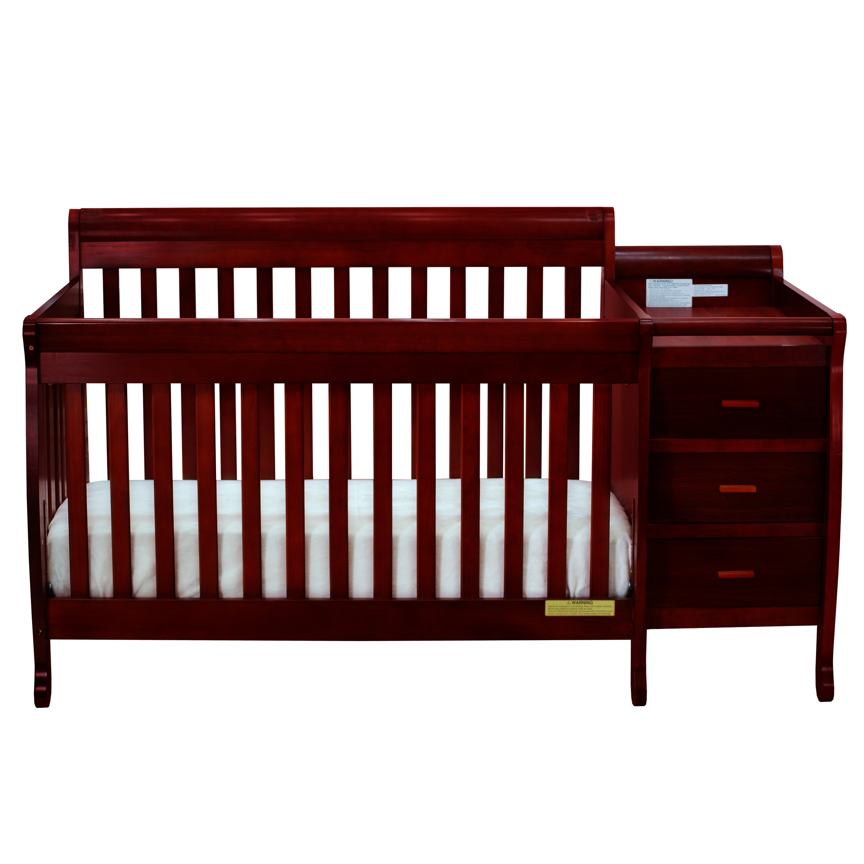AFG International Furniture Kimberly 3 In 1 Convertible Crib U0026 Reviews |  Wayfair