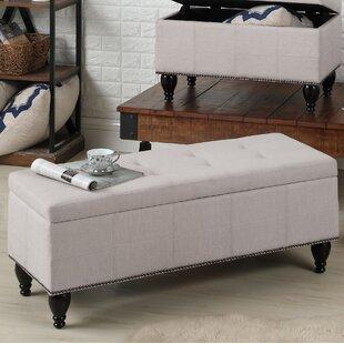 Charlton Home Darrah Upholstered Storage ..