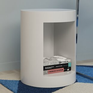 Ikon Beacon End Table by S..