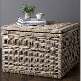 Woven Storage Rattan Basket