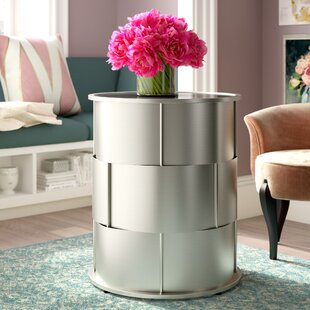 Willa Arlo Interiors Aleksei End Table