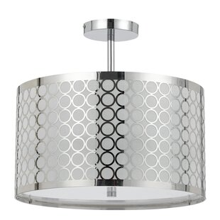 House of Hampton Ravenna 3-Light Pendant