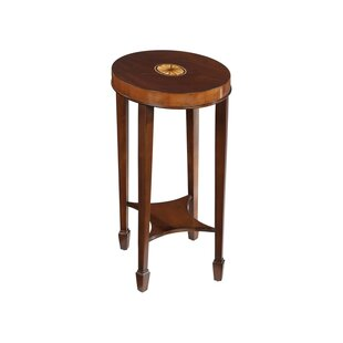 Cromer End Table by Fleur De Lis Living