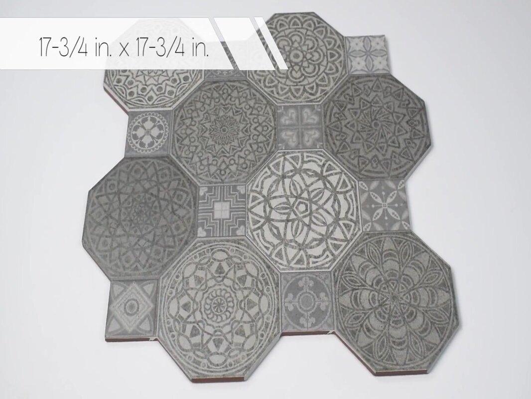 Elitetile imagino 1775 x 1775 ceramic tile in gray reviews imagino 1775 x 1775 ceramic tile dailygadgetfo Choice Image