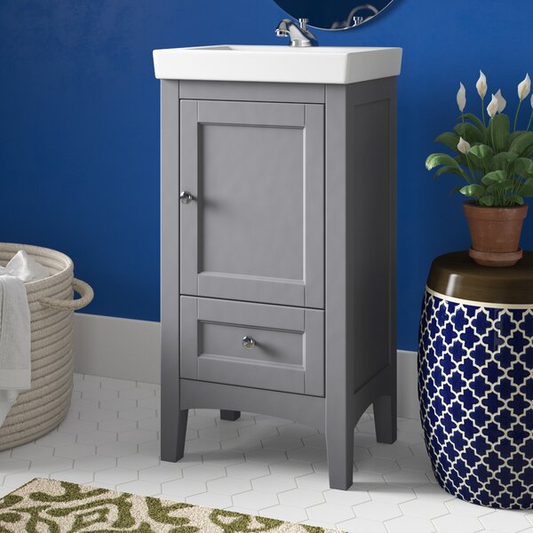 17 Inch Deep Bathroom Vanity | Wayfair