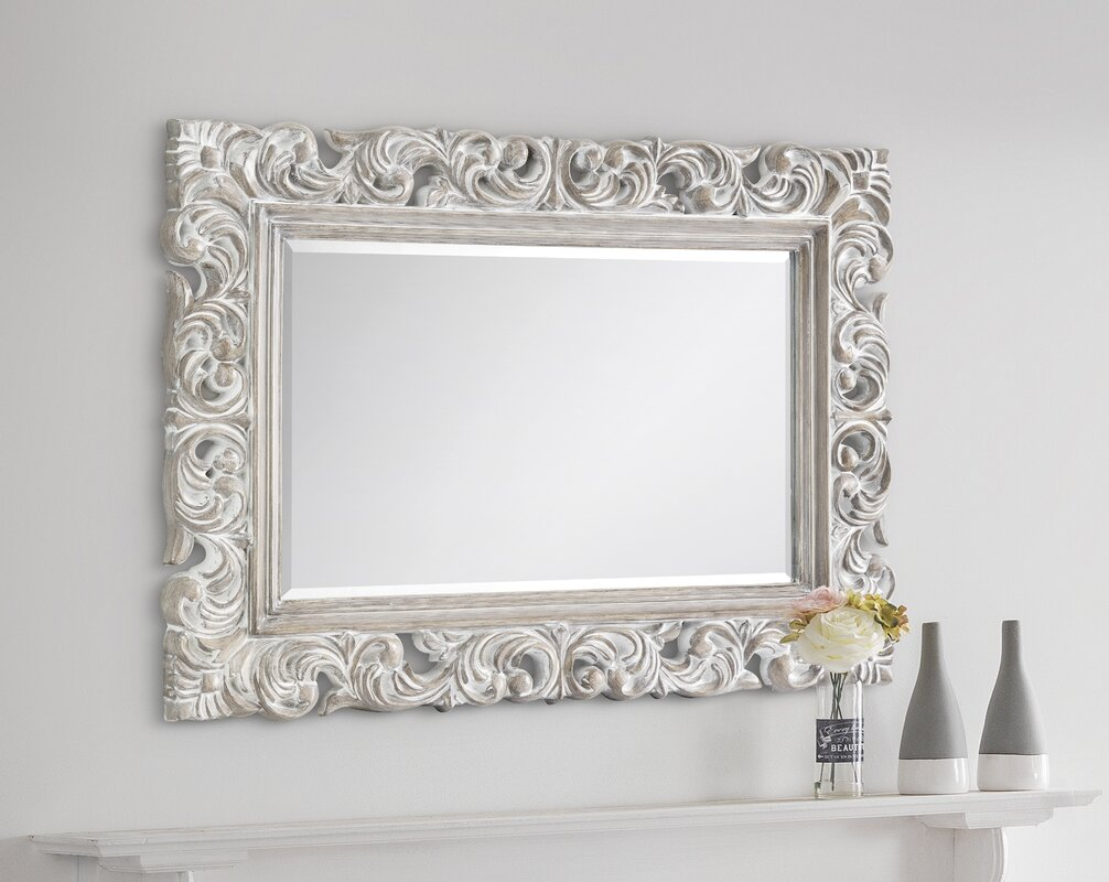 One Allium Way LaMoure Accent Mirror Reviews Wayfaircouk