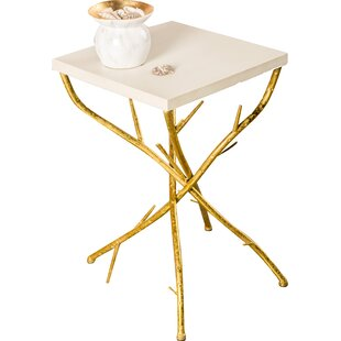 Maggy Branch End Table by Statements by J