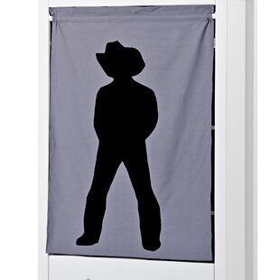 Cowboy Curtain By Hoppekids