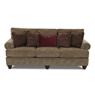 Shop Cross Sofa by Klaussner Furniture