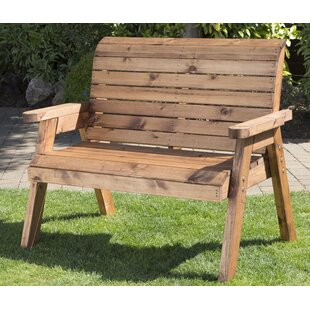 Wooden Bench By Sol 72 Outdoor