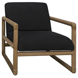 Metz Armchair by Noir