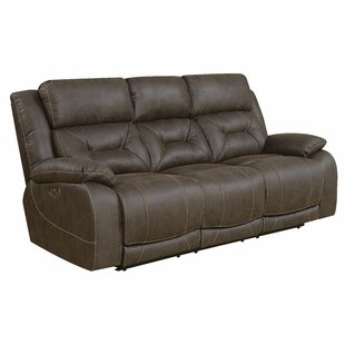 Affordable Darrow Reclining Sofa by Red Barrel Studio Reviews (2019) & Buyer's Guide