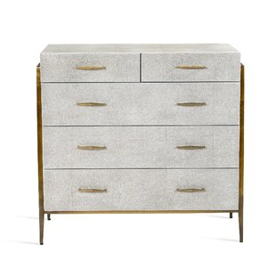 Morand 5 Drawer Chest by Inter..